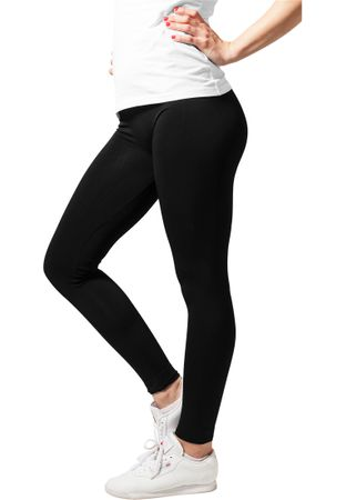 Urban Classics Damen Leggings schwarz von XS-XL – Bild 3