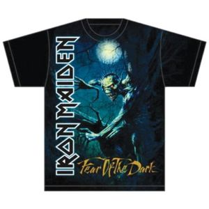 Iron Maiden Bandshirt Fear of the Dark Tree Sprite von S-2XL 001