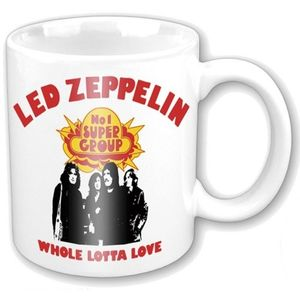 Led Zeppelin Kaffeetasse Whole Lotta Love 001