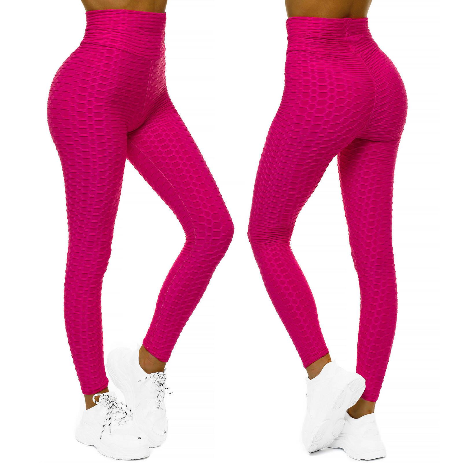 Indexbild 11 - Leggings Yoga Fitness Leggins Jogging Trainingshose Sporthose Hosen Damen OZONEE