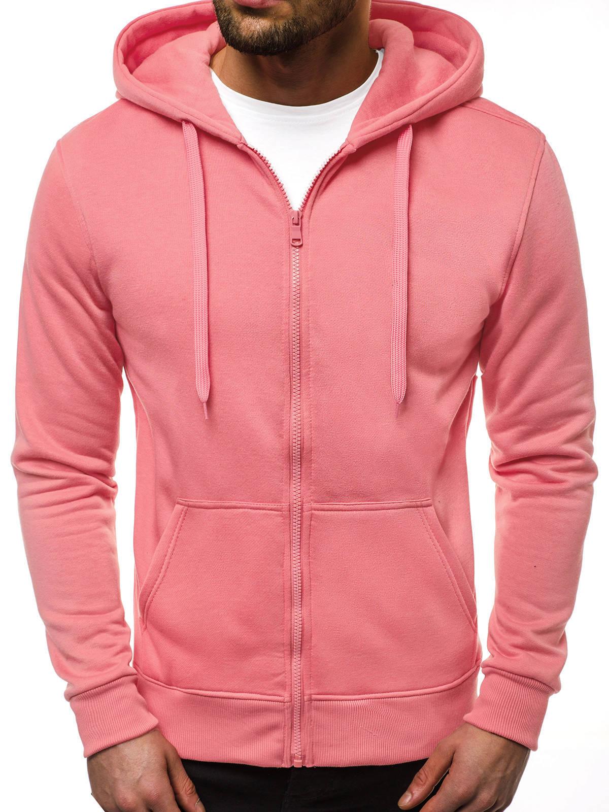Indexbild 49 - Kapuzenpullover Sweatjacke Hoodie Sweatshirt Pullover Basic Herren OZONEE 46 7M7