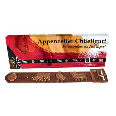 Original Appenzeller Chüeligurt Schokolade – Bild 1