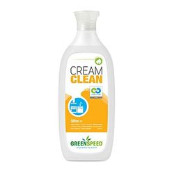 GREENSPEED Cream Clean - Ökologische Scheuermilch - 500 ml