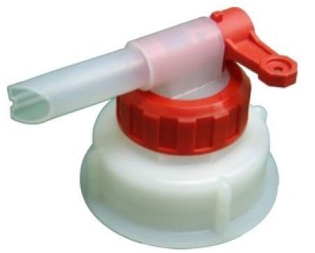 FLUXX® Dosierhahn / Zapfhahn / Auslaufhahn - passend für 25-Liter-Kanister von BioFair® und ProFair®