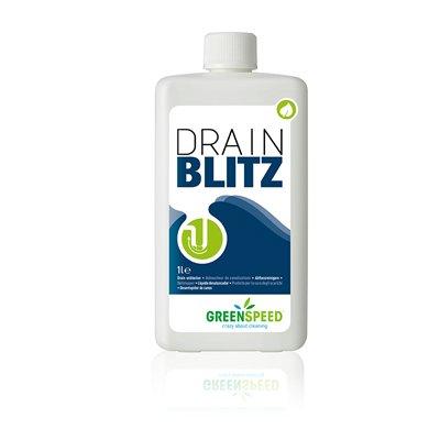 GREENSPEED Drain Blitz - Abflussreiniger  1 Liter