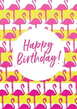 Postkarte A6 +++ LUSTIG +++ HAPPY BIRTHDAY
