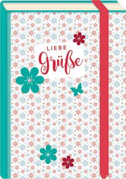 Briefpostkarten Fold & Zip A6 +++ LUSTIG +++ LIEBE GRÜSSE
