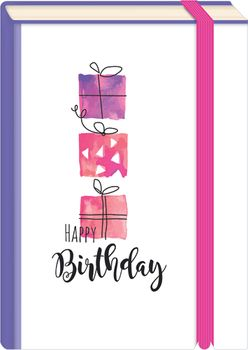 Briefpostkarten Fold & Zip A6 +++ LUSTIG +++ HAPPY BIRTHDAY GESCHENKE