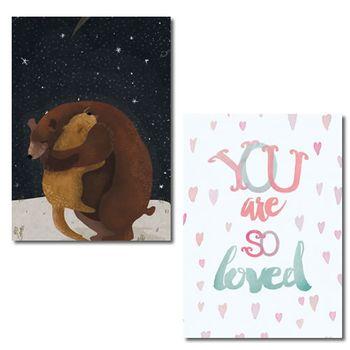 Postkarten A6 +++ MIX SET Nr. 4 +++ 10 Motive von JUNIQE -MIX4 – Bild 6
