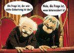 Postkarte A6 +++ LUSTIG +++ ... DER WIEVIELTE GEBURTSTAG IST DAS