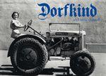 Postkarte A6 +++ LUSTIG +++ DORFKIND