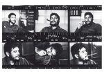 Postkarte A6 +++ SCHWARZ-WEISS +++ CHE GUEVARA 1963