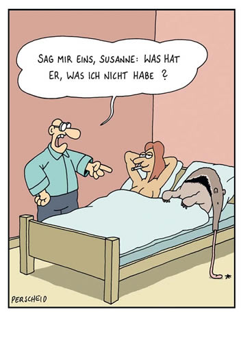Heiße Sex-Cartoons