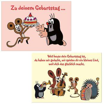 10er-Set: Postkarten A6 +++ MIX SET Nr. 1 +++ 10 KINDERGEBURTSTAG-Motive – Bild 5