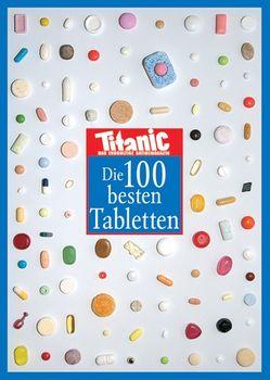 Postkarte A6 +++ TITANIC +++ DIE BESTEN TABLETTEN 200611