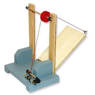 Zugbrücke Modell Holz Bausatz Kinder Werkset Bastelset - ab 10 Jahren