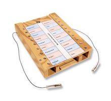 Elektrisches Fragespiel Bausatz Kinder Werkset Bastelset Lernspiel- ab 11 Jahren 001
