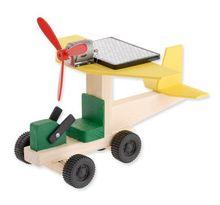 Ultraleicht Flugzeug Solarantrieb Bausatz Kinder Werkset Bastelset ab 12 Jahren