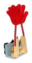 Applausmaschine Klatschmaschine Bausatz Kinder Werkset Bastelset - ab 13 Jahren