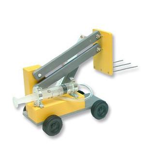 Gabelstapler PH Modell Bausatz Kinder Werkset Bastelset ab 12 Jahren