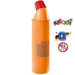 Feuchtmann Klecksi Malfarbe Fingerfarbe orange 900 gr. wasserlöslich kindgerecht