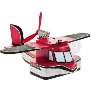 Wasserflugzeug Bausatz f. Kinder Werkset Bastelset ab 11 Jahren