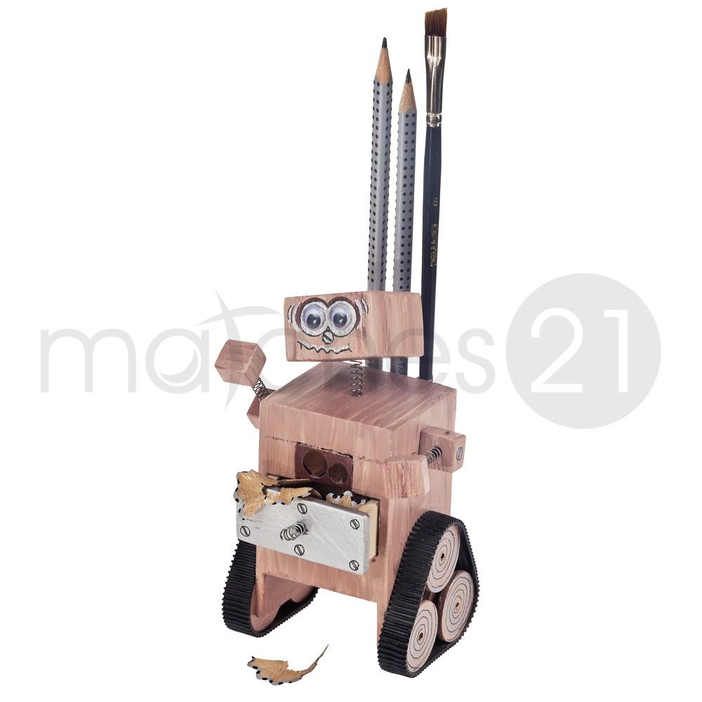spitz roboter bausatz f kinder werkset bastelset ab 12 jahren kaufen matches21. Black Bedroom Furniture Sets. Home Design Ideas