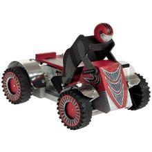 Quad Elektrogetriebemotor (Allradantrieb) Kinder Bausatz Werkset Bastelset ab 13 J.