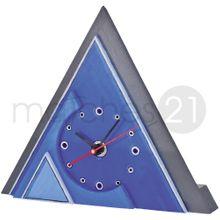 Design-Uhr 23x20x4 cm Holz Kinder Bausatz Werkset Bastelset ab 11 J.