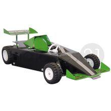 Grand-Prix-Renner Rennauto Getriebemotor Kinder Bausatz Werkset Bastelset ab 14 J.