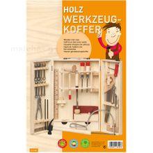Kinder Werkzeugkasten Werkzeugkoffer 17-tlg. Starter Set Kinderwerkzeug