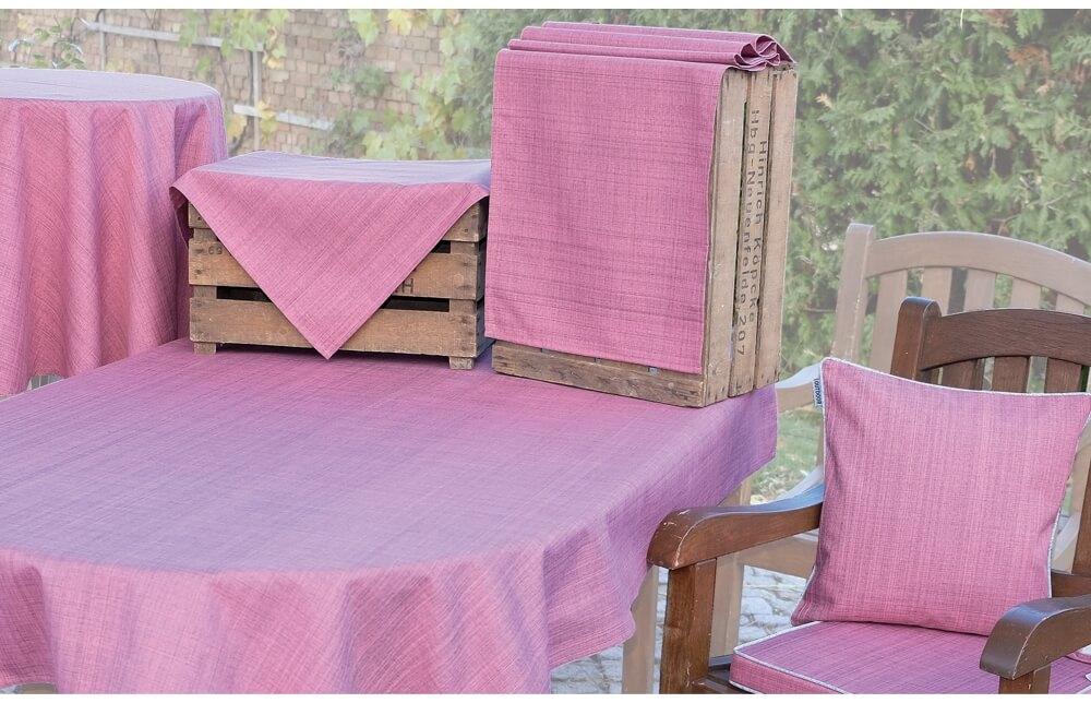 Heimtextilien Outdoor pink