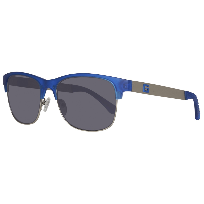 9f115d544c1ded Guess Herren Sonnenbrille Blau GU6859 5691B   Kademo