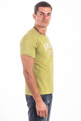 Santa Barbara Men T-Shirt SBRB1972 green SNB-23