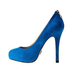 Janiko High-Heels Classics Pumps Tabu Teal blue JN2464