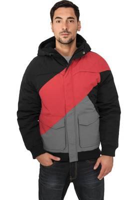 Urban Classics Herren Zig Zag Fastlane Jacket TB435