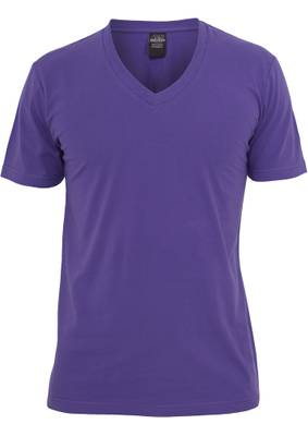 Urban Classics Kids Basic V-Neck Tee UK046