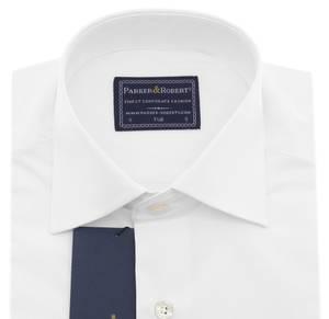 Parker&Roberts Hemd Weiß PR-1000-WH