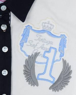 Tortuga Academy Damen Poloshirt kurzarm Beige TA-P003
