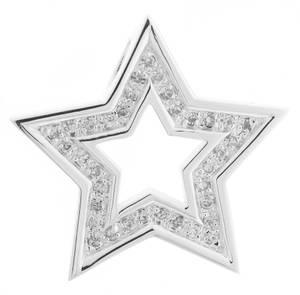 Heartbreaker Damen Anhänger Silber Stars LD-ST-34