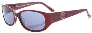 More and More Damen Sonnenbrille Bordeaux 54347-300