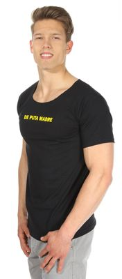 De Puta Madre 69 Men T-Shirt black De Puta Madre 69 DPM1000-BK