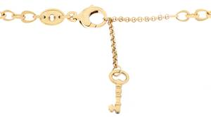 Fossil Women Chain gold Signature Tort JF00583710