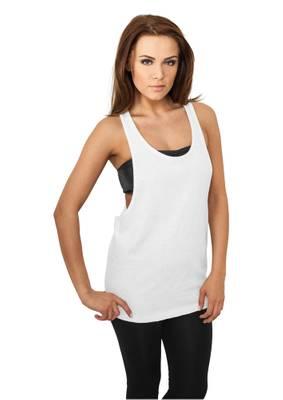 Urban Classic Damen T-Shirts Ladies Multicolor Naps Loose Tank TB706