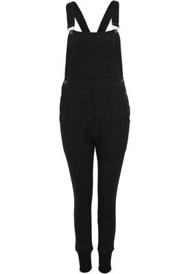 Urban Classic Damen Overall black Ladies Overall (Sweat) TB803