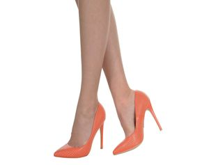 J. by Janiko NOOR JBJ0031 Damen Pumps Rot
