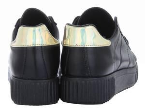 J. by Janiko SOJU JBJ0025 Women Sneakers Nero Cang Oro