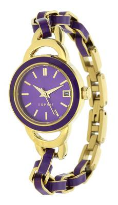 Esprit Women Watch Joyful purple ES106722005