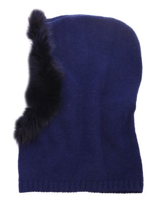 Regina Women Snood blue SCALDACOLLO 57627-34003