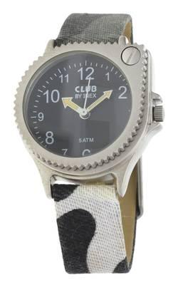 Club BY INEX Jungen Armbanduhr grau A65105S5A